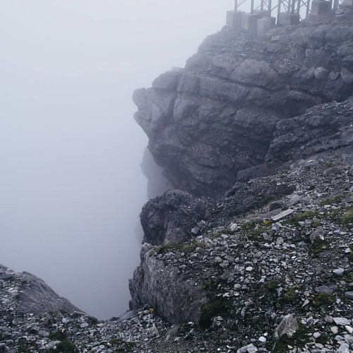 #mountain #mist #China #yunnan #travel #vsco #vscocam
