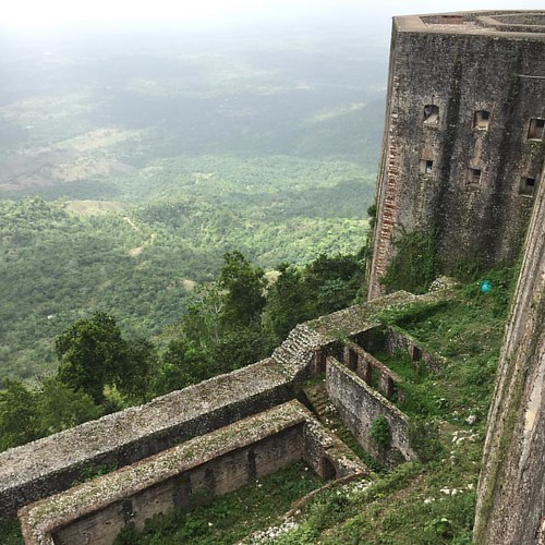 Citadelle Laferrière, #Haiti