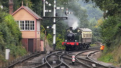 Celebrating 50 Years at the SVR, Sunday 20th Sept 2015 (PointAndShootPhotos) Tags: heritage golden jubilee railway steam severn valley