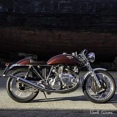 Veteranentreffen 2015-01 (paulcoene) Tags: godet classicmotorcycles eglivincent veteranentreffenoostende2015