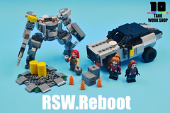 RSW-Reboot (ten_workshop) Tags: sf lego hard suit reboot mech rsw
