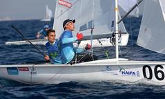 Campeonato del Mundo 470 - Haifa Israel