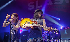 Slash Featuring Myles Kennedy and The Conspirators - The Fillmore - Detroit, MI - 9/27/15