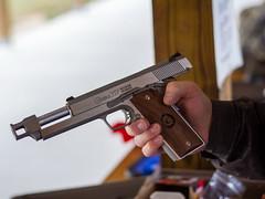 Range Day - Canon T2i - 50mm STM (abysal_guardian) Tags: canon eos rebel 50mm 22 gun rifle 45 pistol guns 40 stm f18 50 ef 357 caliber 550d t2i ef50mmf18stm