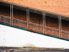 Stairway (Oliver Tanning) Tags: kentucky urbanlandscape olympusomdem5 olympusmzuiko1240mmf28