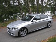 BMW 535d M Sport X Drive F10 (nakhon100) Tags: cars f10 bmw 5series 535d 5er