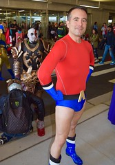 DSC_0329 (Randsom) Tags: nyc newyork fun costume october cosplay superhero comicbooks dccomics spandex teentitans javitscenter 2015 nycc aqualad nycomiccon newyorkcomiccon nycc2015