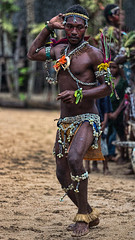 Sing-sing Dancer, Tuam Island, Papua New Guinea (bfryxell) Tags: dancer papuanewguinea singsing oceania tuamisland