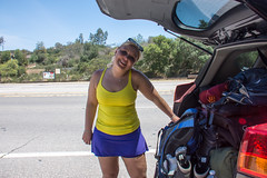 Back to the car, from the Potato Chip Rock hike (m01229) Tags: california us unitedstates ramona d7200 may2015