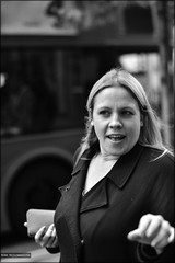 Portrait-11 (Nima Hajirasouliha) Tags: life street city portrait people urban blackandwhite bw london portraits photography 50mm nikon faces character snapshot streetphotography photojournalism documentary lifestyle personality identity human essence manual moment everyday 58mm londoners humanfaces d810 contemporarylife everydaylondon