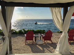 Strandbett Coumel Mexiko