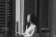 Vietnamese long slitted dress (YUP! studio) Tags: beautiful beauty lady photography long vietnamese dress traditional culture vietnam yup beaut aodai yup4u