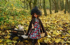 Tansy the little witch (Little little mouse) Tags: bjd dollfie tansy kayewiggs tanlaryssa