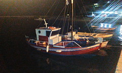 bateau de pche (Fif') Tags: sea mer island see seaside mediterranean aegean greece more balkans griechenland grce balkan le mditerrane 2015 ormos balos ge koumeika koumeikon