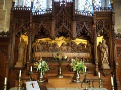 How Caple, Herefordshire (Sheepdog Rex) Tags: reredos altars churchofstandrewandstmary howcaple