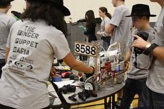 IMG_5623 (pobarnes1) Tags: qcesc bettendorf iowa ftc first tech challenge robotics stem league quad cities illinois omgrobots pleasant valley high school november 2016 quadcities firsttechchallenge students pleasantvalleyhighschool pv