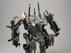 D9   WIP No. 02 (_Tiler) Tags: lego suit mecha prawn battlesuit mechanoid exosuit district9 wikus wikusvandemerwe