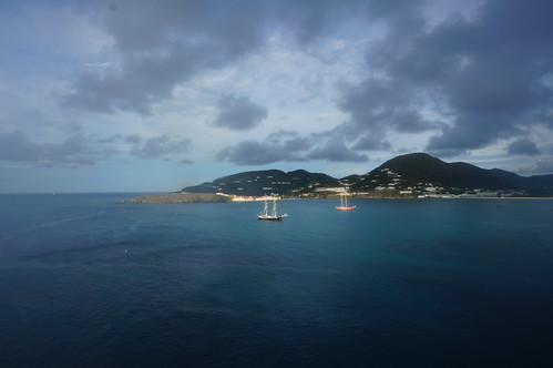 """Docking at the Island of St. Maarten • <a style=""""font-size:0.8em;"""" href=""""http://www.flickr.com/photos/28558260@N04/23059003425/"""" target=""""_blank"""">View on Flickr</a>"""