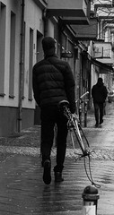 Berlin: November '2015 (Jerme Sweelssen) Tags: portrait people urban bw panorama white black berlin museum night kreuzberg 50mm gallery angle bokeh side wide s east u heroine f22 portret bahn depth symetric neues 18mm 10mm