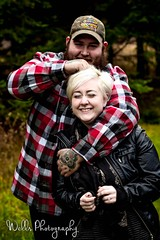 (Joshua Wells Photography) Tags: family reflection cute fall love water canon cards outdoors engagement pond kissing couple pretty rustic poker engagementphotos weddingphotography canoncamera pokerfun fallphotos 650d t4i syracusephotographer cnyphotographer