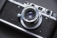 Zorki 1 (Kamcia666) Tags: zorki camera studio aparat zdjcie owietlenie fotobalans