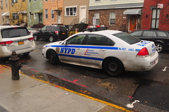 NYPD Chevrolet Impala RMP (Triborough) Tags: nyc newyorkcity ny newyork chevrolet brooklyn gm police nypd policecar impala greenpoint kingscounty rmp newyorkcitypolicedepartment