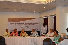 Livestock and Fish India value chain workshop (International Livestock Research Institute) Tags: india workshop southasia bihar smallholder crp37 dairyvaluechain