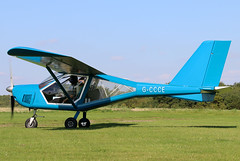 G-CCCE (GH@BHD) Tags: aircraft aviation microlight laa a22 sywell foxbat aeroprakt gccce sywellairfield laarally laarally2015