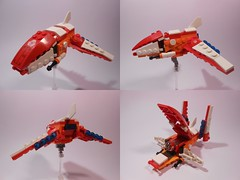 The K.O.I. (TheHunBear) Tags: lego moc custom space spaceship scifi