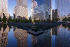 Reflections (djgreddy00) Tags: wtc oneworldtradecenter oneworldtrade sonya7ii sonyalpha sony sonyimages worldtradecenter zeis zeiss1635 zeiss1635mm skyline newyork newyorkcity nyc manhattan