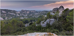 Les Baux de Provence Blue Hour, France (CvK Photography) Tags: canon castle city cityscape color cvk europe france holiday landscape lesbauxdeprovence nature provence summer sunset provencealpesctedazur frankrijk fr