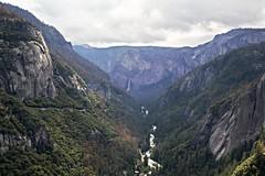 Yosemite Valley (Debbie Leach 2016) Tags: yosemite yosemitevalley california river waterfall
