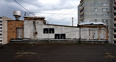 DSC0291 () Tags: gred moscow roo roof black minimal abstract minimalism graffiti art