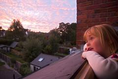 Magic moments (Deejmonkey) Tags: sunset magic magicmoments kids wonderofchildren autumn