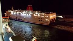 Stena Europe, seen from Oscar Wilde (andrewjohnorr) Tags: stenaeurope stenaline oscarwilde irishferries ferries rosslare