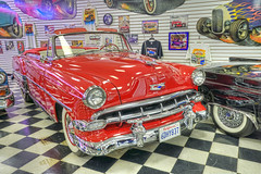 SoCal CCCA Mystery Tour (dmentd) Tags: hotrod streetrod custom