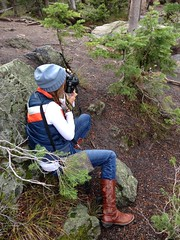 Taking photos (thechelseagrin) Tags: wyoming grandtetonnationalpark photography selfportrait