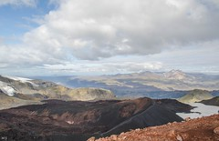 Du haut de Magni (Yunadetoi) Tags: islande iceland voyage paysage landscape eyjafjallajkull fimmvrduhals volcan eruption magni