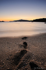 1000X1000_201608_ElbaParetiSunset_02 (brunomoro) Tags: isoladelba paesaggi landscapes 2016 nikon d700 tramonto spiaggia bagnasciuga paesaggio sabbia mare litorale acqua cielo allaperto