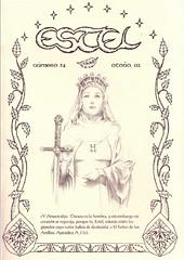 Sociedad_Tolkien_Espanola_Revista_Estel_34_portada (Sociedad Tolkien Espaola (STE)) Tags: ste estel revista tolkien esdla lotr