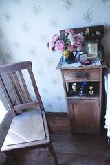 Aspasia (lligaa) Tags: museum memorial aspasia latvian poet famous drama writer author latvia house jelgava dauksas room shelf shelves table deco art interior