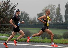 Hallwilerseelauf: Hohes Tempo beim 10 Kilometer-Lauf