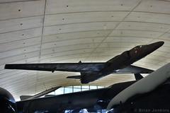 Lockheed U-2C (66692) (Bri_J) Tags: iwmduxford cambridgeshire uk iwm duxford airmuseum aviationmuseum museum imperialwarmuseum nikon d7200 lockheedu2c lockheed u2c u2 spyplane usaf jet 66692