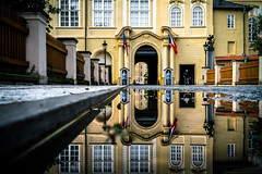 Guardians (tomabenz) Tags: rainy sony a7rm2 urban street photography reflection czechrepublic streetview prague europe praga praha sonya7rm2 streetphotography