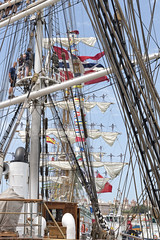 Tall Ship Race 2016, Cadiz - Cuauhtemoc (Ingunn Eriksen) Tags: tallship tallshiprace2016 cadiz spain cuauhtemoc christianradich