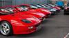 How to line-up: Joe Macari Style (m.grabovski) Tags: joe macari performance cars southfields london england great britain mgrabovski ferrari f512m f355 f430 575m maranello superamerica f12tdf