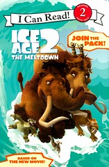 Ice Age 2:  the Meltdown (Vernon Barford School Library) Tags: 9780060839703 ellieoryan ellie oryan artfuldoodlers icanread level2 iceage iceage2 meltdown mammoths prehistoricanimals animals prehistory vernonbarford fiction fictional novel novels paperback paperbacks softcover softcovers covers cover bookcover bookcovers readinglevel grade2 rl2 reader readers readingmaterials readingmaterial quick read quickread quickreads qr