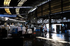 DSCF0217 (keita matsubara) Tags: tsukiji ichiba market   tokyo japan