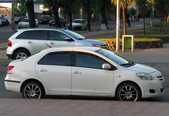 Toyota Yaris Sedan 2007 (RL GNZLZ) Tags: toyota 15 yarissedan 2007 platz vios