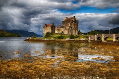 Eilean Donan Castle 4 (jmachoo) Tags: eileandonan castle dornie scotland loch lochduich kyleoflochalsh landscape scenic tourism architecture